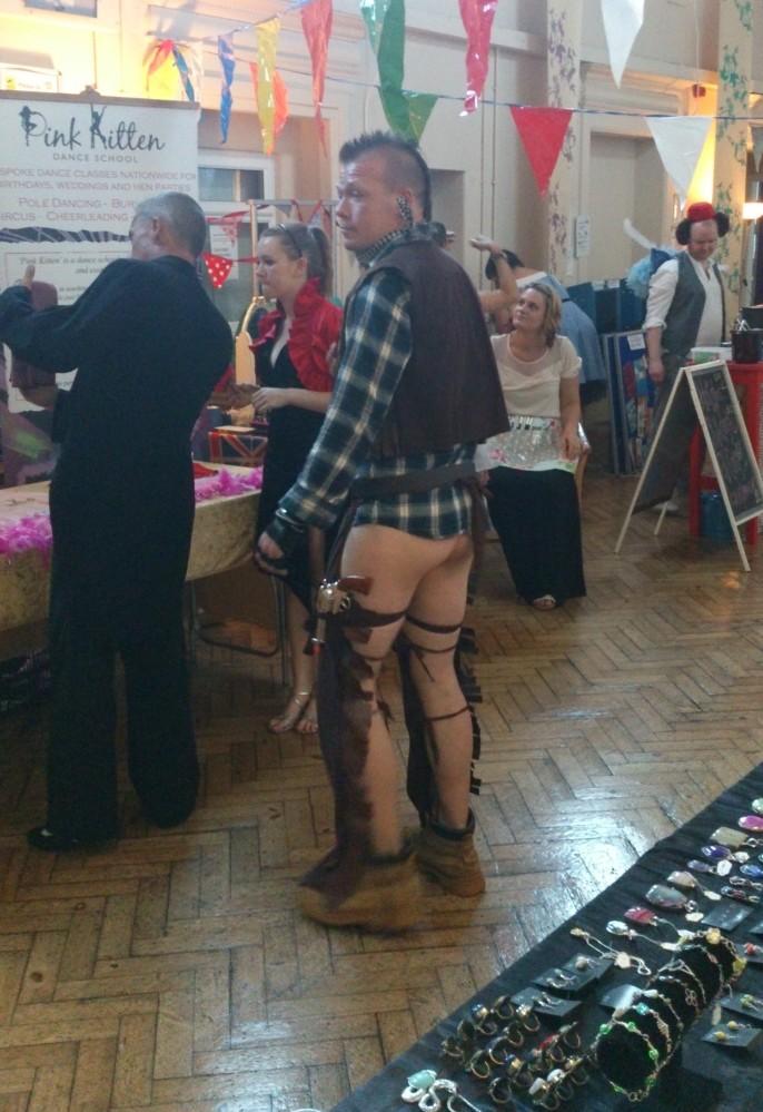 Bristol's Burlesque Scene (5/6)